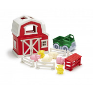 Green Toys - Farm Playset