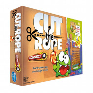 Connect 4 Cut The Rope Game