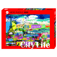 Heye City Life - Paris 1000pc