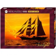 Heye Sunlight Sailin 1000pc