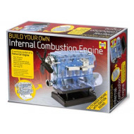 Haynes Internal Combustion Engine Red Box
