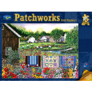 Holdson Patchworks Neighbours 1000pc Jigsaw Puzzle