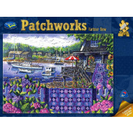 Holdson Patchworks Harbour View 1000pc Jigsaw Puzzle