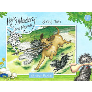 Holdson Hairy Maclary Rollicking & Frolicking 60pc Jigsaw Puzzle