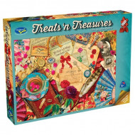 Holdson Treats & Treasures Love Letter 1000pc Jigsaw Puzzle