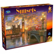 Holdson Sunsets Westminster 1000pc Jigsaw Puzzle