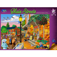 Main Streets II Minnie May General Store 1000pc Puzzle