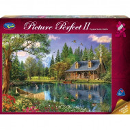 Holdson Picture Perfect 2 Crystal Lake 1000pc Jigsaw Puzzle