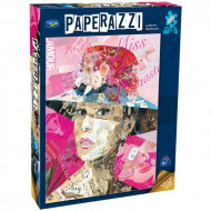 Holdson Paperazzi Audrey Hepburn 1000pc Jigsaw Puzzle