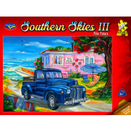 Southern Skies III Pink Palace 500pc Puzzle