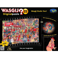 Wasgij-22-Studio-Tour-1000pc