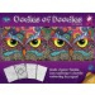 Holdson Oodles of Doodles Owl-Rageous 748pc Jigsaw Puzzle