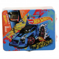 Hot Wheels Tin Carry Case 18pc