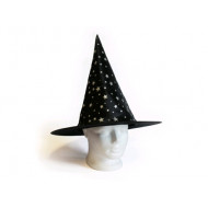 Witches Hat with Stars - Child