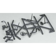 Axial Roll Cage For SCX10 TOP