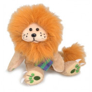 Beanie Kids Larry the Lion Bear