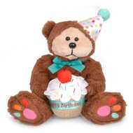 Beanie Kids Happy The Birthday Bear