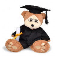 Beanie Kids Brains The Graduation Bear