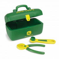 John Deere Soft Tool Box with Tools