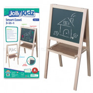 Jolly Kidz Smart Easel - 3 in 1