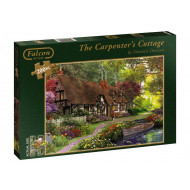 Falcon Deluxe The Carpenters Cottage by Dominic Davison 200pc XL Puzzle