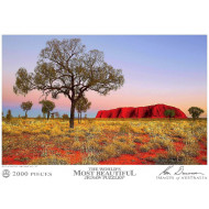 KEN DUNCAN 2000pc RED CENTRE