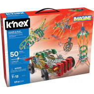 Knex - Power and Play 50 Model Motorized Building Set