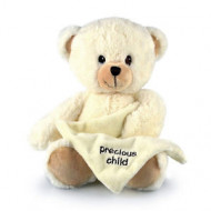 Precious Child Cream Bear 30cm