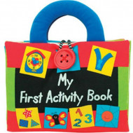 Ks Kids Read n Play - My First Activity Book