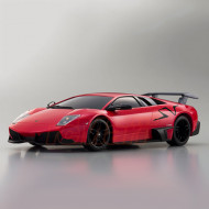 Kyosho Mini-Z Racer Sports MR-03 R/Set Lamborghini Murceilago LP670 Chrome Red 50th Anniversary