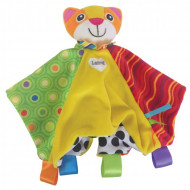 Lamaze Mittens the Kitten Blankie
