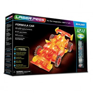 Laser Pegs 12 In 1 Formula Car