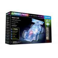 Laser Pegs 8 In 1 Race Car
