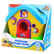 Little Learner Playhouse Shape Sorter