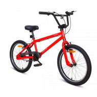Lifespan Kids 20 inch Progear Torrid BMX Bike Bright Red (6-10yrs)
