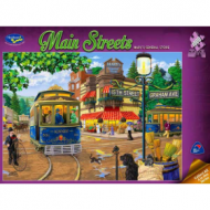 Main Streets II Marys General Store 1000pc Puzzle