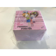 9x9cm Epoxy Bff Trinket Box Asst
