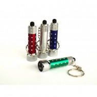 Led Light Key Ring 4 Asst