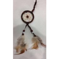 5cm Natural Colour Dream Catcher Magnet