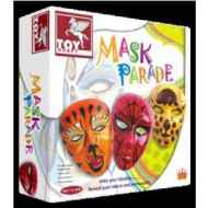 Toy Kraft Mask Parade Painting Kit