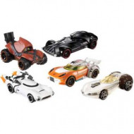 Hot Wheels Star Wars Rogue 1 Character Car assorted