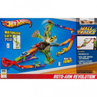 Hot Wheels WT Roto Motion Raceway