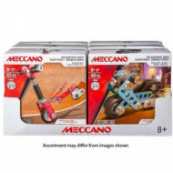 Meccano Engineering Starter Set Assorted
