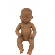 Miniland Latin American Boy 32cm Polybag (Anatomically Correct)