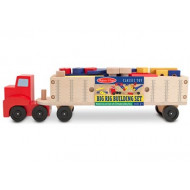 Melissa & Doug - Big Rig Building Set