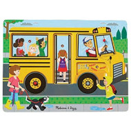 M&D - The Wheels on the Bus Song Puzzle - 6pc