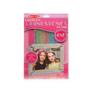 Melissa & Doug - Press-On Rhinestone Frame