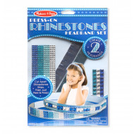 Melissa & Doug - Press-On Rhinestone Headbands