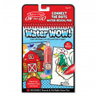 Melissa & Doug On The Go - Water WOW! - Connect Dots