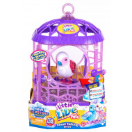 Little Live Pets S6 Bird With Cage Pack